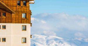 Departamentos Valle Nevado