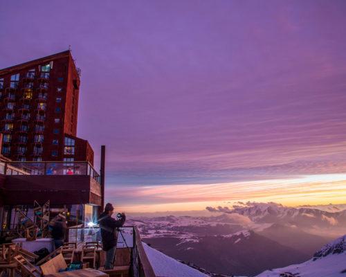 Valle Nevado ganha Prêmio VT de Melhor Estação de Esqui