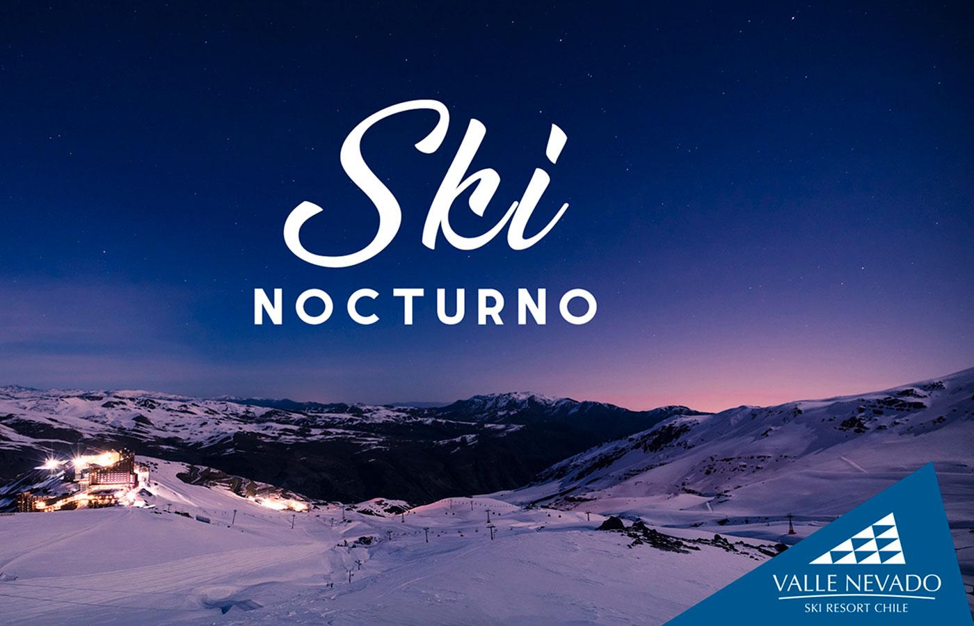 Ski Nocturno